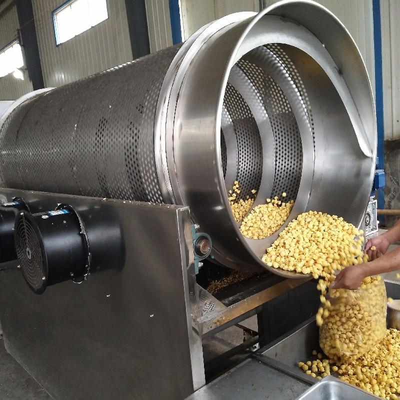 大型美式球形爆米花机器